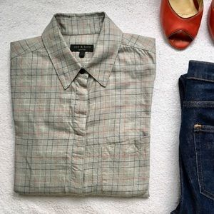 Rag & Bone Cotton Button Up Shirt 🇺🇸